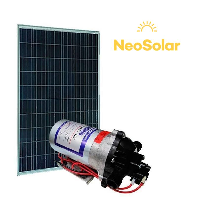 Kit Bombeamento Solar Shurflo 8000 (155Wp)