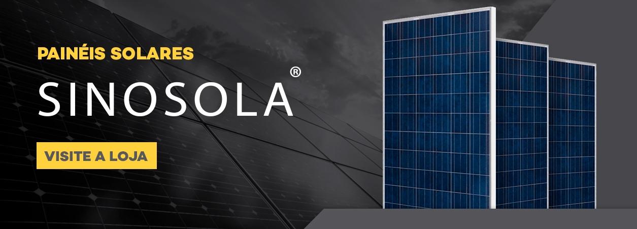 Painel Solar - Painel Solar Fotovoltaico - Módulo Solar Sinosola