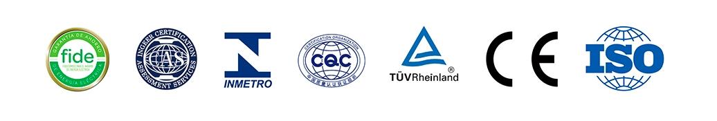 Painel Solar Fotovoltaico Sunova - Certificados