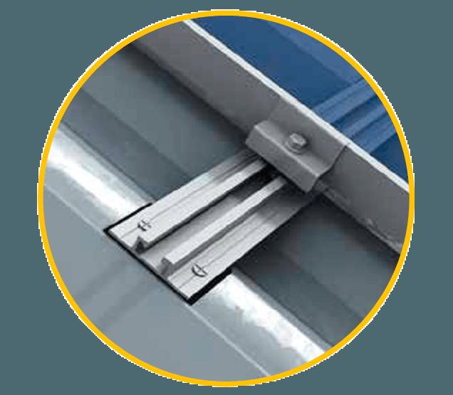 Instalação Little Plan Light Telhado Metalico Energia Solar