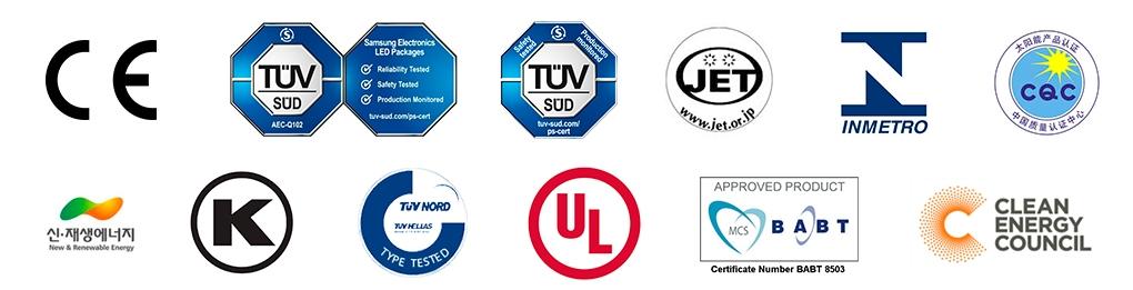 Certificados - Painel Fotovoltaico - Ulica