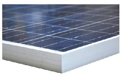 Detalhe - Painel Solar Yingli 280Wp