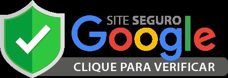 Site verificado pelo Google
