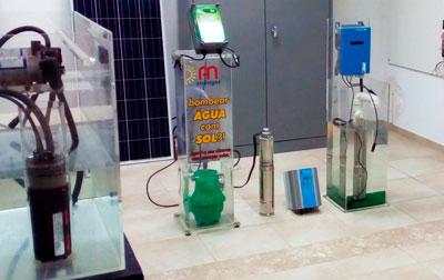 Curso Energia Solar: Bombeamento de Água