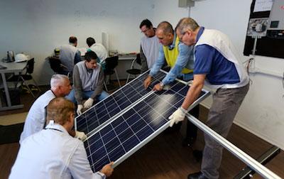 Curso energia solar: Sistemas conectados a rede: Prático